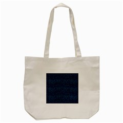 Sci Fi Tech Circuit Tote Bag (cream)