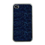 Sci Fi Tech Circuit Apple iPhone 4 Case (Clear) Front
