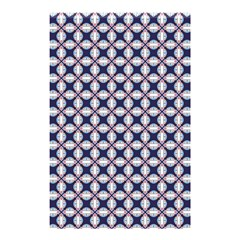Kaleidoscope Tiles Shower Curtain 48  X 72  (small)  by jumpercat