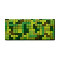 Tetris Camouflage Forest Cosmetic Storage Cases
