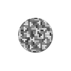 Tetris Camouflage Urban Golf Ball Marker (10 Pack) by jumpercat