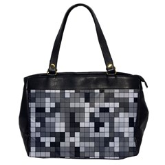 Tetris Camouflage Urban Office Handbags