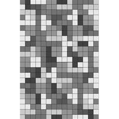 Tetris Camouflage Urban 5 5  X 8 5  Notebooks by jumpercat