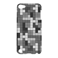 Tetris Camouflage Urban Apple Ipod Touch 5 Hardshell Case by jumpercat