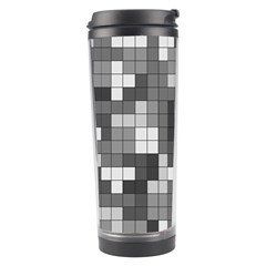 Tetris Camouflage Urban Travel Tumbler by jumpercat