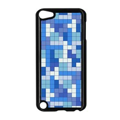 Tetris Camouflage Marine Apple Ipod Touch 5 Case (black) by jumpercat