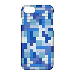 Tetris Camouflage Marine Apple Iphone 8 Hardshell Case by jumpercat
