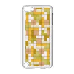 Tetris Camouflage Desert Apple Ipod Touch 5 Case (white) by jumpercat