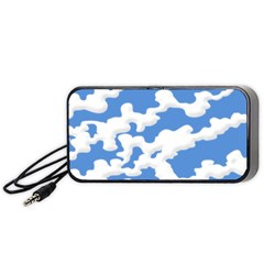 Cloud Lines Portable Speaker