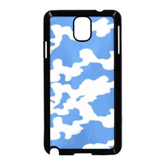 Cloud Lines Samsung Galaxy Note 3 Neo Hardshell Case (black)