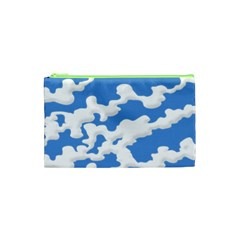 Cloud Lines Cosmetic Bag (xs)