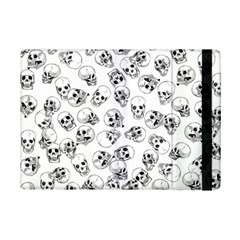 A Lot Of Skulls White Ipad Mini 2 Flip Cases by jumpercat