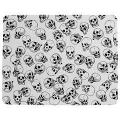 A Lot Of Skulls White Jigsaw Puzzle Photo Stand (rectangular) by jumpercat