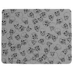 A Lot Of Skulls Grey Jigsaw Puzzle Photo Stand (rectangular) by jumpercat