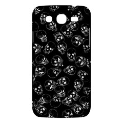A Lot Of Skulls Black Samsung Galaxy Mega 5 8 I9152 Hardshell Case