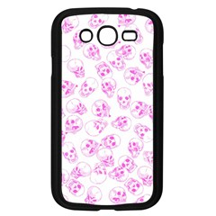 A Lot Of Skulls Pink Samsung Galaxy Grand Duos I9082 Case (black)