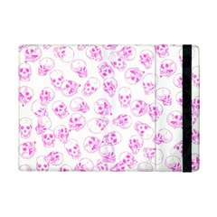 A Lot Of Skulls Pink Ipad Mini 2 Flip Cases by jumpercat