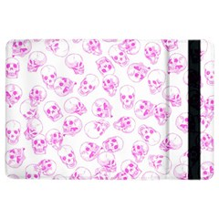 A Lot Of Skulls Pink Ipad Air 2 Flip by jumpercat