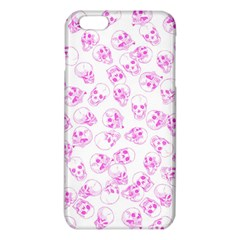 A Lot Of Skulls Pink Iphone 6 Plus/6s Plus Tpu Case