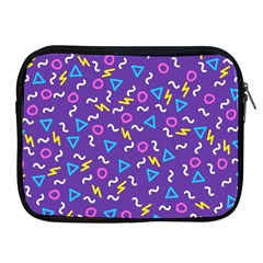 Retro Wave 1 Apple Ipad 2/3/4 Zipper Cases