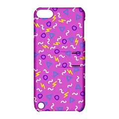 Retro Wave 2 Apple Ipod Touch 5 Hardshell Case With Stand by jumpercat