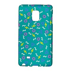 Retro Wave 4 Galaxy Note Edge by jumpercat