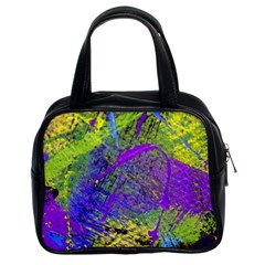 Ink Splash 02 Classic Handbags (2 Sides) by jumpercat