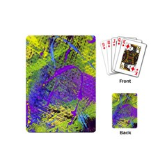 Ink Splash 02 Playing Cards (mini)  by jumpercat