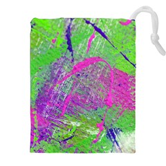 Ink Splash 03 Drawstring Pouches (xxl) by jumpercat