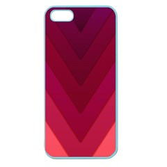 Tri 02 Apple Seamless Iphone 5 Case (color) by jumpercat