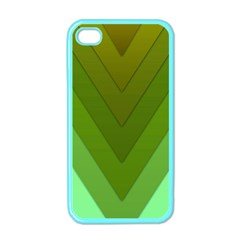 Tri 03 Apple Iphone 4 Case (color) by jumpercat