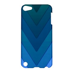 Tri 04 Apple Ipod Touch 5 Hardshell Case by jumpercat