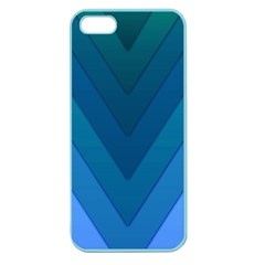 Tri 04 Apple Seamless Iphone 5 Case (color) by jumpercat