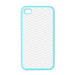 Light Chevron Apple Iphone 4 Case (color) by jumpercat