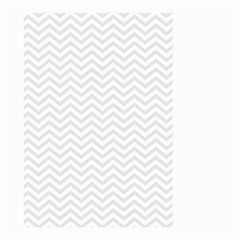 Light Chevron Small Garden Flag (two Sides) by jumpercat