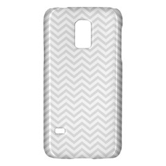 Light Chevron Galaxy S5 Mini by jumpercat