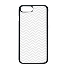 Light Chevron Apple Iphone 7 Plus Seamless Case (black) by jumpercat