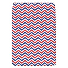 Navy Chevron Flap Covers (s)  by jumpercat