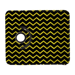 Yellow Chevron Galaxy S3 (flip/folio)