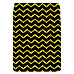Yellow Chevron Flap Covers (s)  by jumpercat
