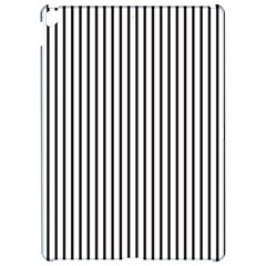 Basic Vertical Stripes Apple Ipad Pro 12 9   Hardshell Case by jumpercat