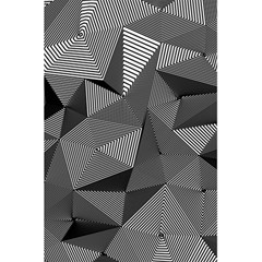 Geometric Doodle 5 5  X 8 5  Notebooks by jumpercat