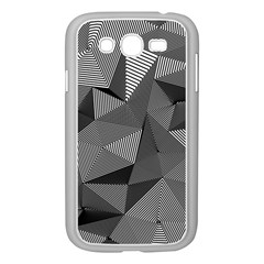 Geometric Doodle Samsung Galaxy Grand Duos I9082 Case (white) by jumpercat