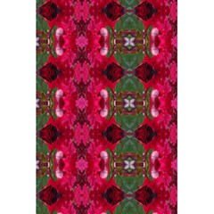 Christmas Colors Wrapping Paper Design 5 5  X 8 5  Notebooks by Fractalsandkaleidoscopes