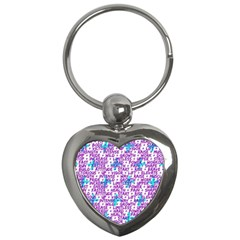Hard Workout Key Chains (heart)  by jumpercat
