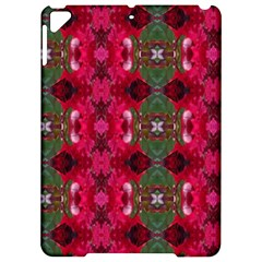 Christmas Colors Wrapping Paper Design Apple Ipad Pro 9 7   Hardshell Case by Fractalsandkaleidoscopes