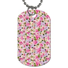 Gardenia Sweet Dog Tag (two Sides) by jumpercat