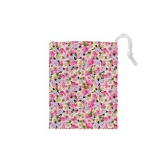 Gardenia Sweet Drawstring Pouches (xs)  by jumpercat