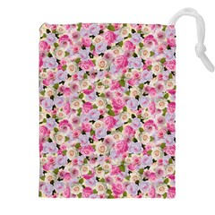 Gardenia Sweet Drawstring Pouches (xxl) by jumpercat