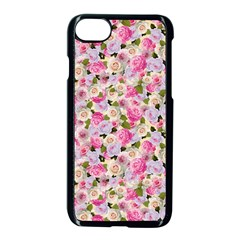 Gardenia Sweet Apple Iphone 8 Seamless Case (black) by jumpercat